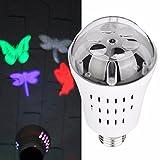 KING DO WAY 4W Projektor licht glühbirne LED Schmetterling Muster Landschaft Kinder Schlafzimmer Weihnachten Beleuchtung Schmetterling