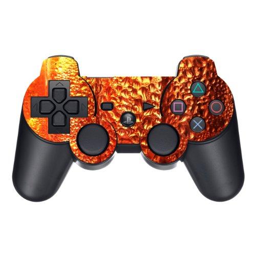 Disagu Design Skin für Sony PS3 Controller - Motiv Fresh Orange (Ps3 Controller Skins-orange)