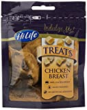HiLife Indulge Me! Cat Treats 100 Percent Chicken Breast - 12 Bags