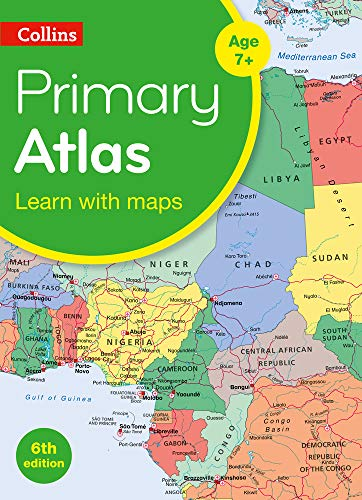 Collins Primary Atlas (Collins Primary Atlases) por Collins Maps