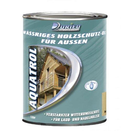 Owatrol-AQUATROL-Holzschutz-Gel für Außen,transparent,Gebindegrösse 500 ml.