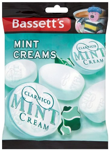 Bassetts Mint Creams, 200g (Pack of 6)