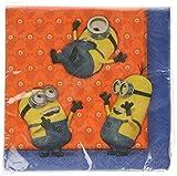 Mitica stampa dei Minions; Contenuto: 20 pezzi; Dimensioni:33 x 33 cm