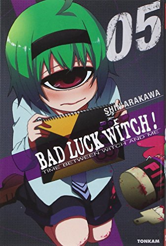 Bad Luck Witch Edition simple Tome 5