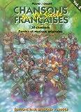 partition chansons francaises du 20eme siecle vol 2