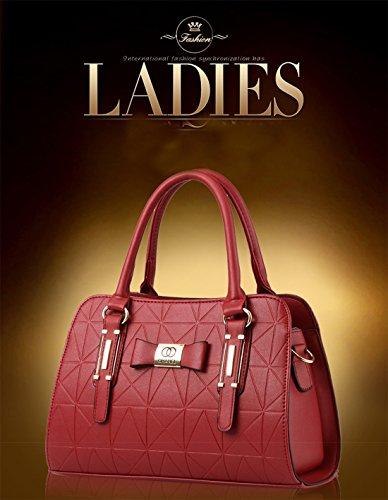 I nuovi borsa di cuoio delle signore borsa tracolla borsa del progettista grandi donne borsa a tracolla Borse a mano, vendendo a buon mercato!(DFMP07) I