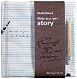 Sketchbook/Story/Papierserviette: Die besten Ideen kommen beim Abendessen!