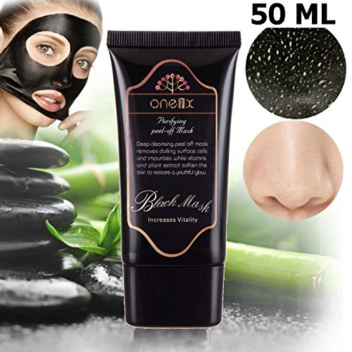 one1x-beauty-activated-natural-charcoal-black-mask-blackhead-peel-off-remover-cream-deep-skin-clean-
