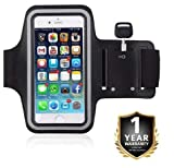 Best Iphone Armbands - KKRONAS Adjustable Sports Running, Jogging, Gym, Yoga, Cycling Review