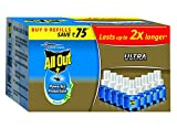 #1: All Out Ultra Saver Refill Set (Clear, 9-Pieces, Plastic)