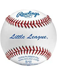 Rawlings Sport Goods RLLB1 Official Little League Baseball - Quantity 1