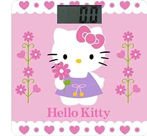 Hello Kitty hk-b90017pèse-personne électronique Rose Edition