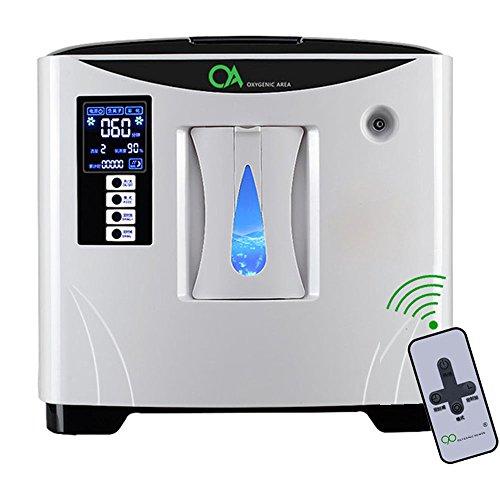 Etelux 6L Tragbarer Sauerstoffkonzentrator 220v DDT-1A luftreiniger sauerstoff Maschine Haushalt und anwendung im Krankenhaus Immer 24 Stunden molekularsieb Tragbarer Sauerstoffkonzentrator