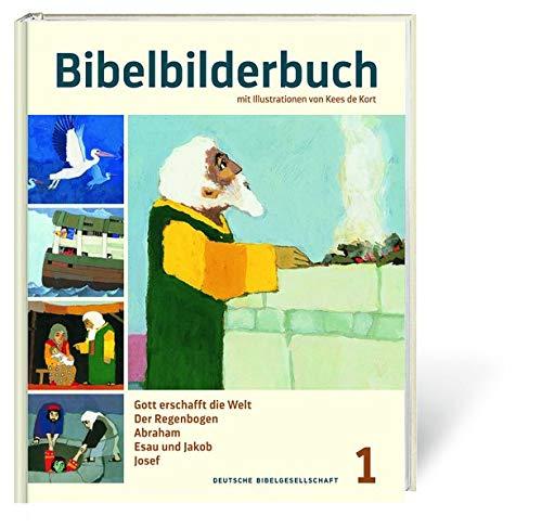 Bibelbilderbuch Band 1: Gott erschafft die Welt. Der Regenbogen. Abraham. Esau und Jakob. Josef. - Reihe: Was uns die Bibel erzählt