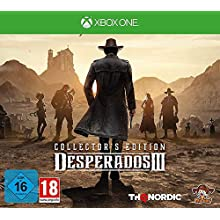 Desperados 3 Collectors Edition (Xbox One)