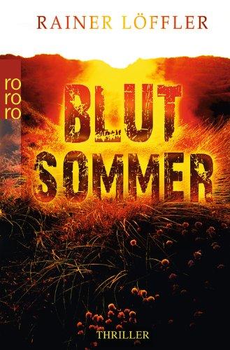 Buchseite und Rezensionen zu 'Blutsommer' von Rainer Löffler