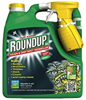 Roundup XL 3 Litres Ready to Use Tough & Deep Root Weedkiller