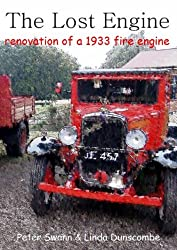 The Lost Engine renovation of a 1933 Fire Engine