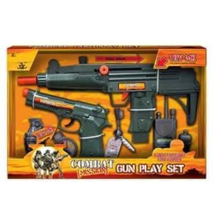 Combat Mission Gun Play Set Realistic Gun Sound