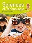 Sciences et technologie 6e : Livre du...