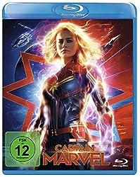 Blu-ray DiscCAPTAIN MARVEL ist der 21. Film im Marvel Cinematic Universe und der erste, der eine weibliche Superheldin als Hauptfigur in den Mittelpunkt stellt! CAPTAIN MARVEL beschreibt, wie Carol Danvers alias Captain Marvel in den 90er Jahren zu e...