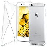 moex iPhone 6S Plus | Hülle Silikon Transparent Klar Clear Back-Cover TPU...