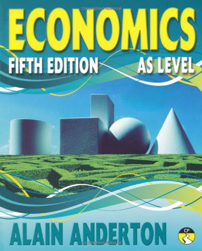 AS Level: Economics Student Book for sale  Delivered anywhere in UK