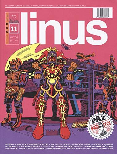 Linus (2018): 11