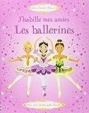 J'habille mes amies - Les ballerines - Autocollants Usborne