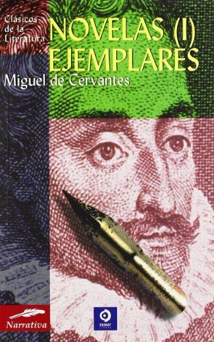 Novelas Ejemplares (I) Cover Image