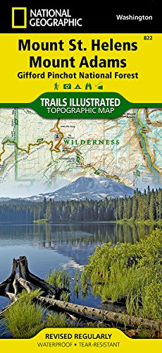 mount-st-helens-mount-adams-national-geographic-trails-illustrated-national-parks-national-geographi