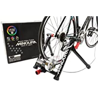 "MINOURA LR-760 ""LIVE RIDE"" MAGNETIC RESISTANCE BICYCLE INDOOR TRAINER"