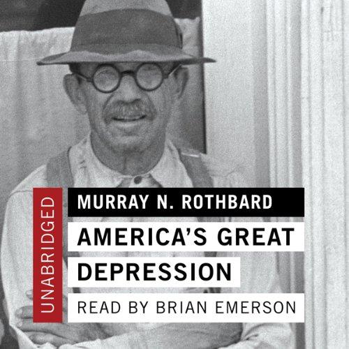 America's Great Depression  Audiolibri