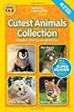 Cutest Animals Collection (National Geographic Readers: Levels 1 & 2)