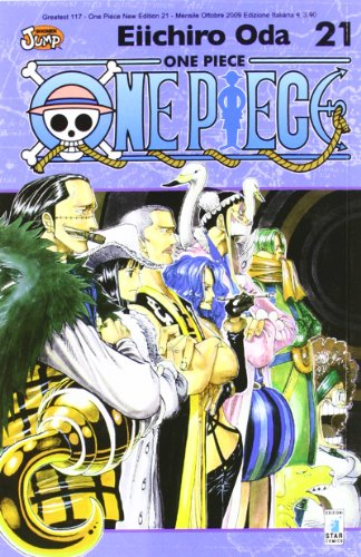 One piece. new edition: 21