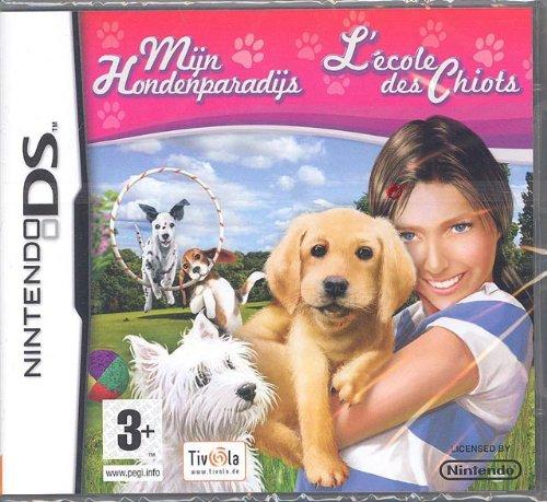 L_ecole Des Chiots - Nintendo DS - FR