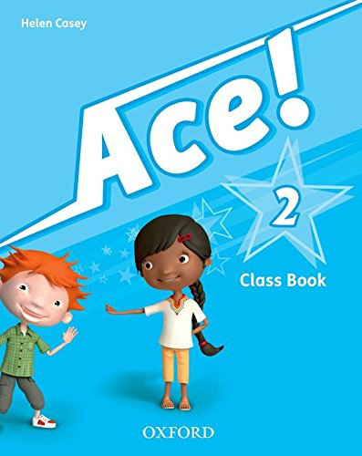 Pack Ace! 2. Class Book And Songs (+ CD) - 9780194007672