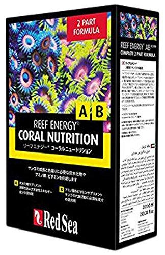 Nährstoff-kit (Red Sea R22080 Reef Energy A und B Zusatz Kit)