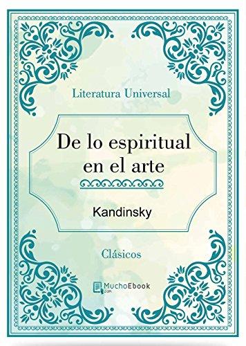 De lo espiritual en el arte por Kandinsky