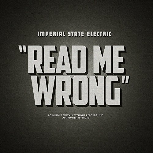 Read Me Wrong