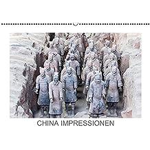 China Impressionen (Wandkalender immerwährend DIN A2 quer): Das Reich der Mitte ist so faszinierend und vielseitig wie dieser Kalender. ... [Kalender] [Nov 14, 2013] Schäffer, Rainer