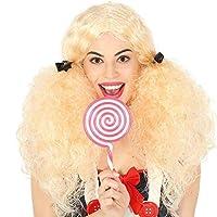 JCHPRODUCTS Fake Lollipop Candy Swirl Bag Filler Gift Jokes Fancy Dress Party Accessory