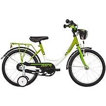 "Vermont Race Boys 18 - Bicicleta para niños 18"" - verde 2017 Bicicletas para niños"
