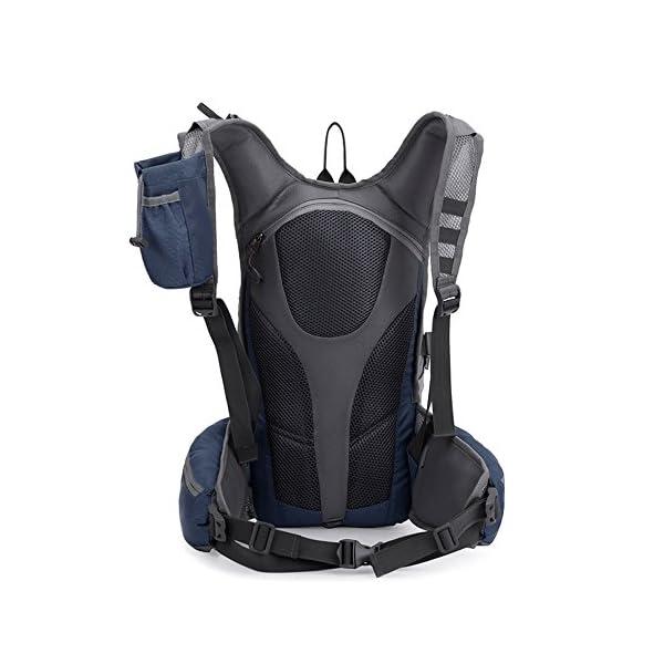 be313289dc ... L)Impermeabile Zaini da Escursionismo Alpinismo Zaino di Campeggio  Viaggi Hiking Trekking Camping Multifunzione Backpack per Scuola. 🔍.  Valigeria ...