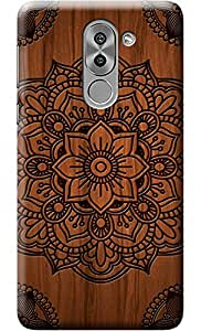 Fashionury™ Soft Silicon Printed Back Cover For Honor 6X