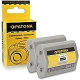 2x Batterie EN-EL18 pour Nikon D4