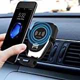 Best caricatore senza fili - Caricabatterie wireless Qi wireless Car charger Mount, Car Review