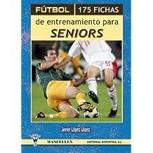 Fútbol, 175 fichas de entrenamiento para seniors