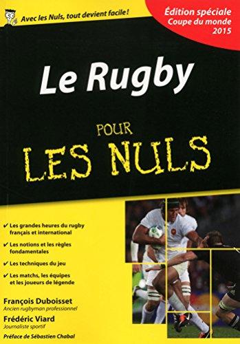 Le Rugby pour les Nuls, édition spéciale Coupe du monde 2015 par Frédéric VIARD