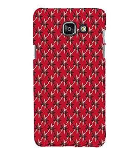 EPICCASE offbeat stars Mobile Back Case Cover For Samsung Galaxy A5 (2016) (Designer Case)